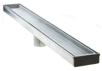 Designer Shower Linear Drain - Tile Insert Series