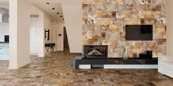 Happy Floors Slate Porcelain Tile Made In Spain Sognare
