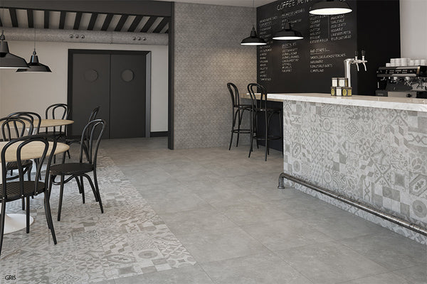 SD Torp Made in Spain Rectified Porcelain Tile 24x24