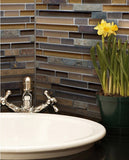 Eleganza Arizon Glass Mosaic Series
