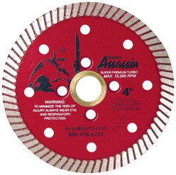 Natural Stone Assassin Turbo Blade (various sizes) FREE SHIPPING!