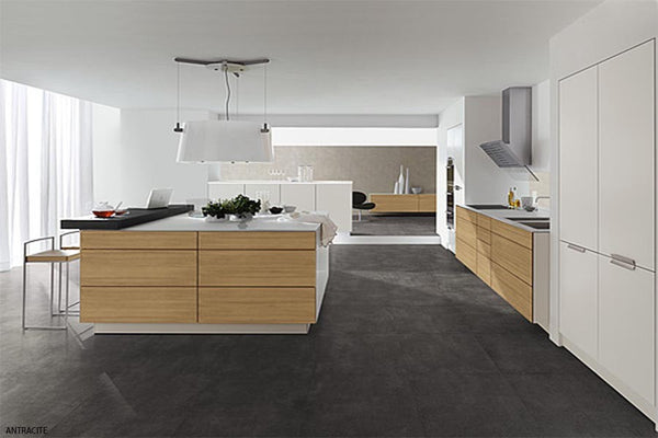 SD Cerabeton Fields Made in Italy Concrete Inspired Porcelain Tile