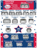Patriot (Made in USA) Stainless Steel Sink Collection