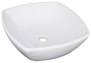 China Shell Porcelain Contour Vessel Sinks  (March Special - FREE SHIPPING!)