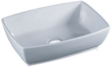 China Shell Porcelain Tub Vessel Sinks  (March Special - FREE SHIPPING!)