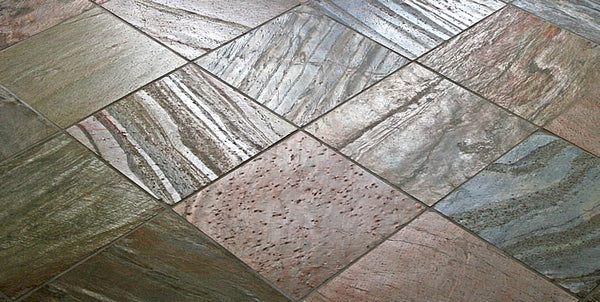 Copper Slate Gauged Slate Tile Sognare Tile Stone