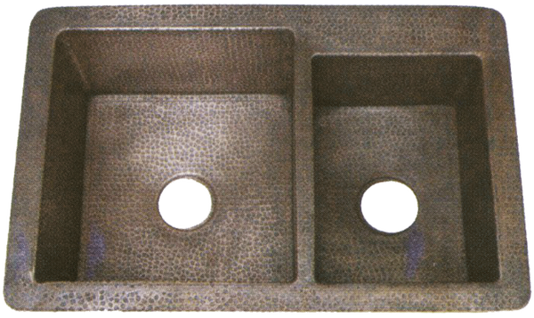 Undermount Kitchen Double Bowl (60/40) Sink