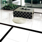 Eleganza Black & White Polished Series