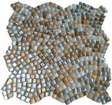 Tile Glass Mosaic Charm Series