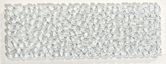 GT White Glass Glacier Raindrop Mosaic Border (may qualify for free shipping)