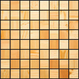 "Natural Pine Natural Wood Mosaics 13""x13"" Sheet (May qualify for free shipping)"