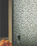 Eleganza Matrix 4 Blends Glass Mosaic Series