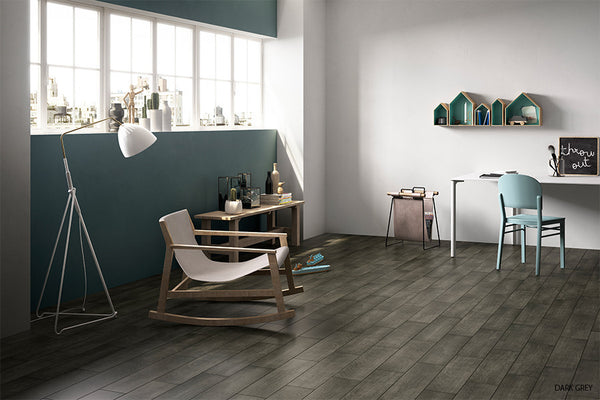 SD Nature Wood Fields Porcelain Tile Made in Italy 6x24 Series