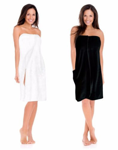 Luxury Spa Wrap Swimsuit Cover Up Womens Plus Queen Size  XXL 1X 2X 3X 4X 5X 6X
