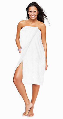 Spa Wrap w/Bath Salt 1oz Queen Womens Plus Size XXL-6X