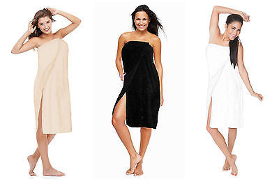 Luxury Spa Wrap Plus Size Womens Resort Towel Wrap Queen Sz XL 1X 2X 3X 4X 5X 6X