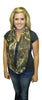 Realtree Max5 Infinity Scarf Sweatshirt Style Neck Gaiter Made USA