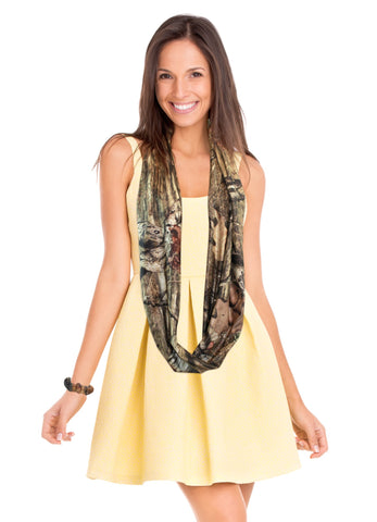 Mossy Oak Infinity Scarf Break Up Infinity, Fall Weight