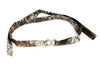 Mossy Oak Choker Necklace Headband Camo Prom Wedding Jewelry Accessory