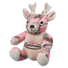 Realtree Pink Plush Deer SALE $8.99 w/ FREE Shipping, Real Tree Pink Camo Stuffed Animal Toy