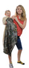 Realtree Camo Baby Blanket + Bib 2PC Gift Xtra Minky Dot Throw, Free Shipping