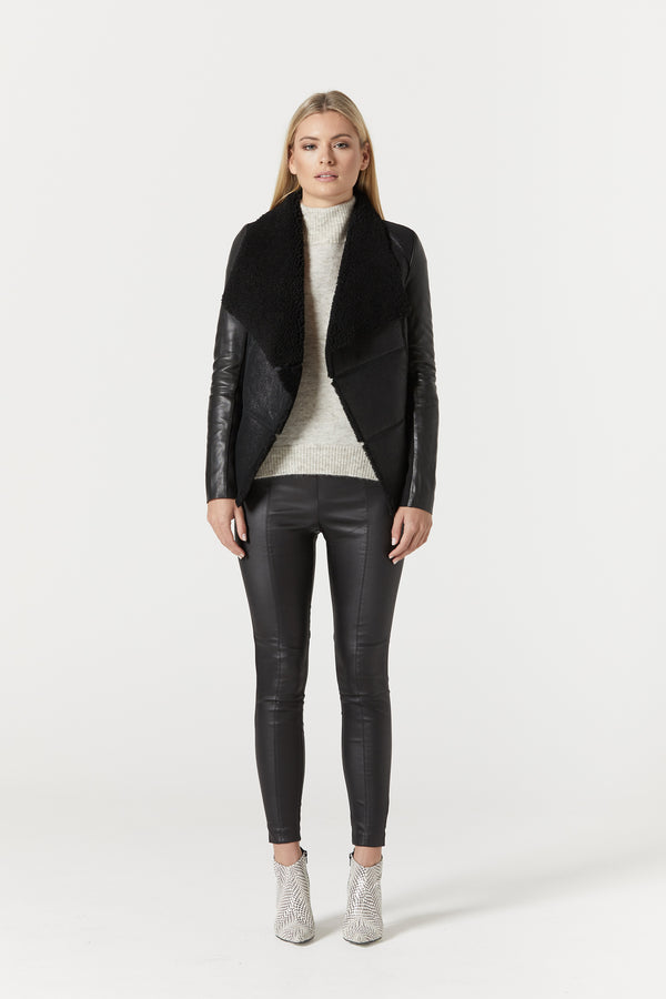 Harper Shearing Jacket CS20150 - After Hours Boutique