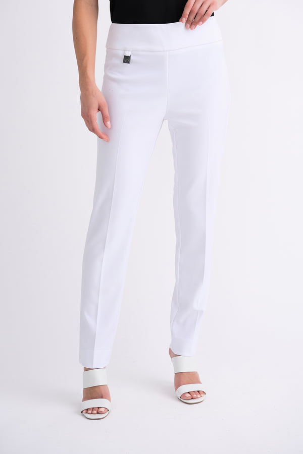 Adjuste Pant in White 144092