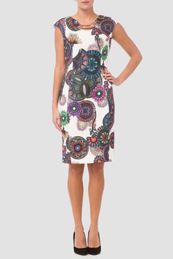 Mandala Dress 181701 - After Hours Boutique