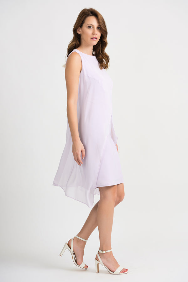 Lilac Overlay Dress 201220
