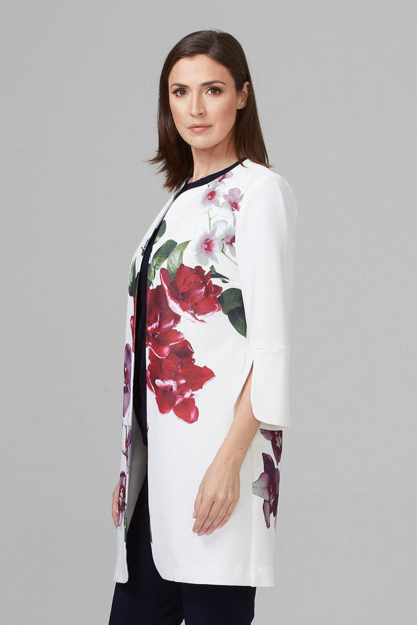 Orchid Mandarin Jacket -  201501 - After Hours Boutique