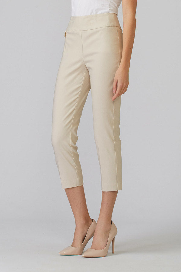 Champagne Crop Pant 201536