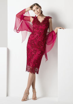 Monroe Dress AC5004 - After Hours Boutique