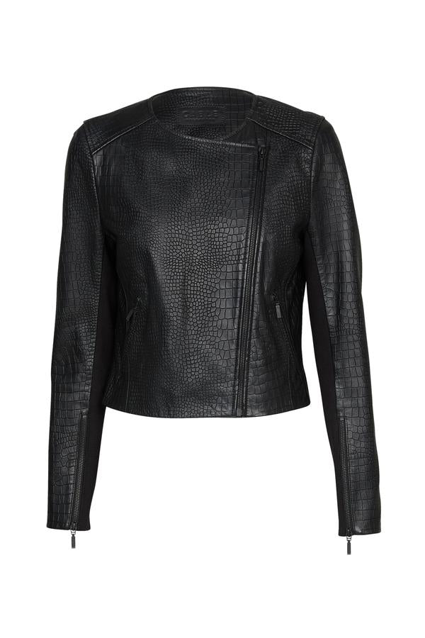 Xander Leather Jacket CS20151 - After Hours Boutique