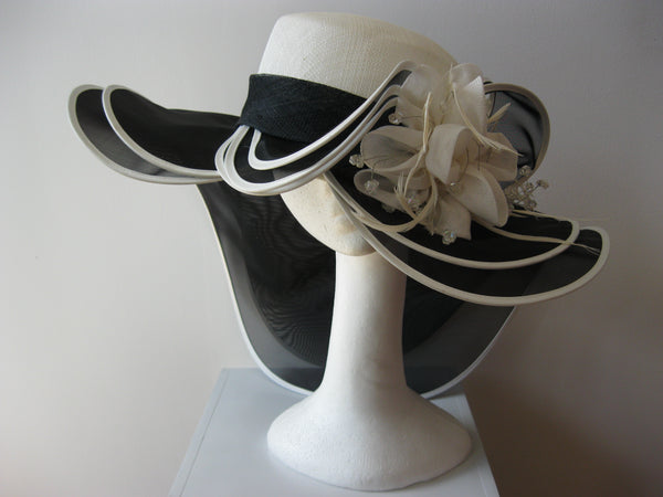 Miss Deb Race Day Hat