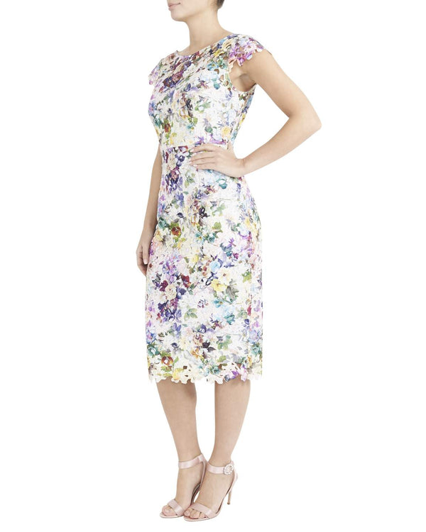 Bouquet Lace Dress TL10413 - After Hours Boutique