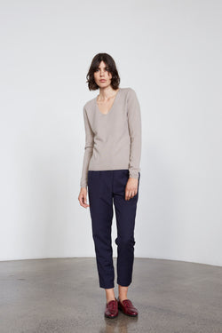 V Neck Sweater WG106