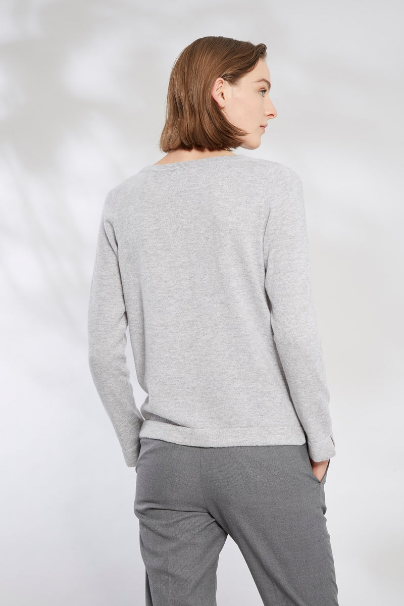 Straight Line Sweater S1634 - After Hours Boutique