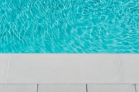 photo of a clear pool