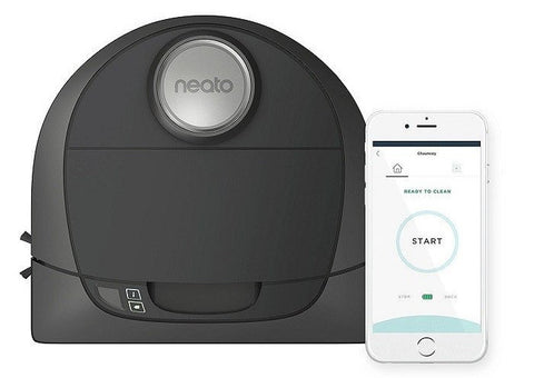 neato botvac d5 connected robot vacuum cleaner wi fi enabled