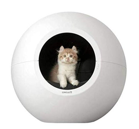 Circle Zero Self-Cleaning Litter Box