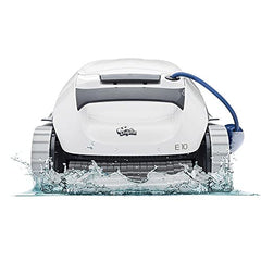 "Maytrinics Dolphin E10 22"" Gray Above Ground Automatic Robotic Pool Cleaner"