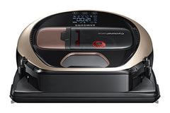 "Samsung Powerbot R7090 Pet Robot Vacuum, 13.4"" x 13.7"" x 3.8"", Satin Gold"