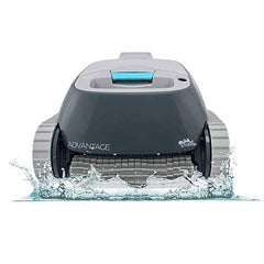 "Maytronics Dolphin Advantage 22"" Gray Above/In Ground Robotic Pool Cleaner"