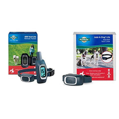 PetSafe 600 Yard Lite Remote Trainer, 2 Dog System
