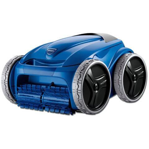 Robot Pool Cleaners - Polaris F9450 4WD Sport Robot Pool Cleaner