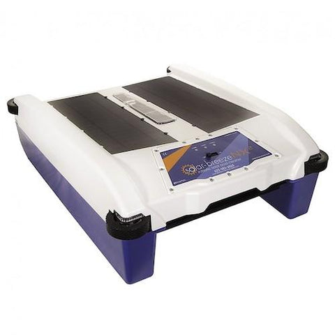 Robot Pool Cleaners - Solar Breeze NX2 Solar Robot Pool Cleaner