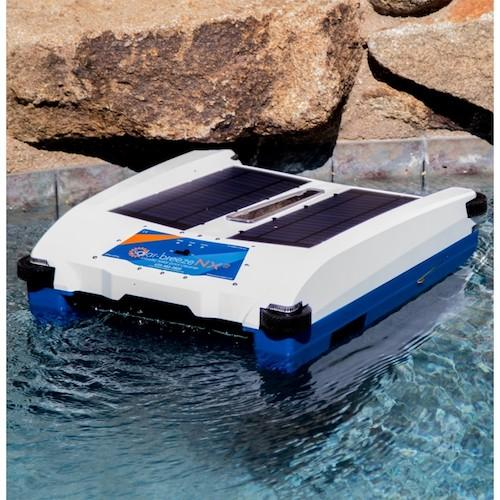 Solar Breeze Nx2 Solar Robot Pool Cleaner Robot Cleaner