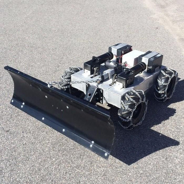 4wd Remote Control Snow Plow Robot Robot Cleaner Store