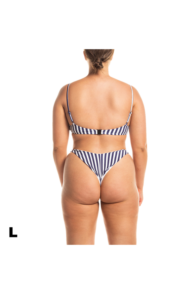 Muse Bottoms - Blue/White Stripe