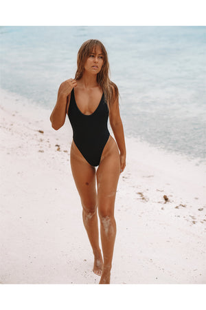 Ryder One Piece - Black
